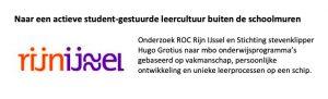 Samenwerking ROC Rijn IJssel