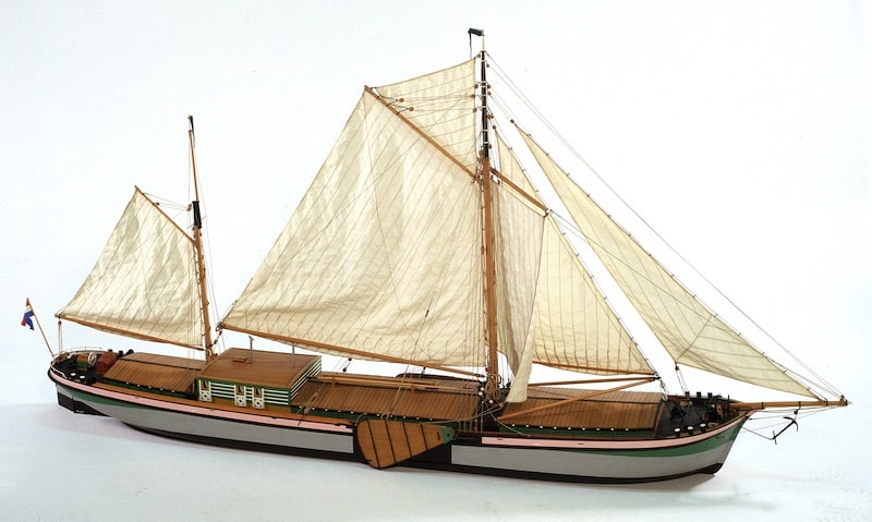 Hazenberg Model, Maritiem Museum Rotterdam
